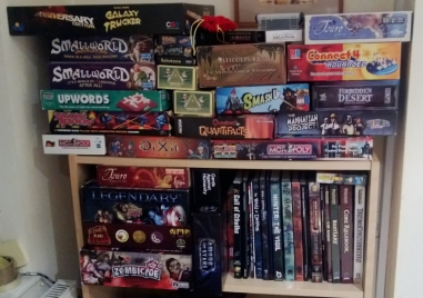 My Game Shelf